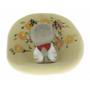 Céramique, moine bouddhiste