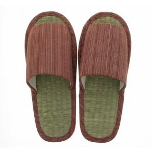"""Pantoufles (""""Slippers"""") en tatami"""