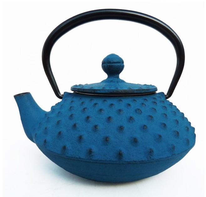 Th i re en fonte bleue - Theieres en fonte japonaises ...