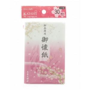 Kaishi, 30 feuilles