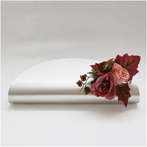 "Vase ""Origami"" horizontal"