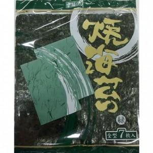 Nori (feuilles d'algues pour maki), 7 feuilles