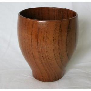 Coupe en bois laqué