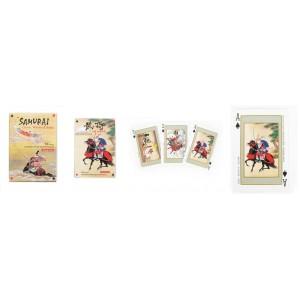 "Jeu de cartes ""Samourai"""