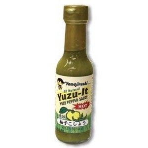 Sauce épicée au Yuzu