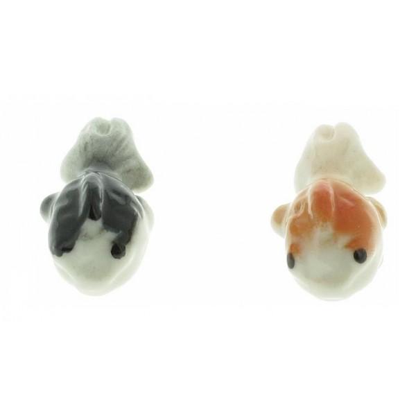 D coration pour mini jardin zen poissons for Decoration pour poisson