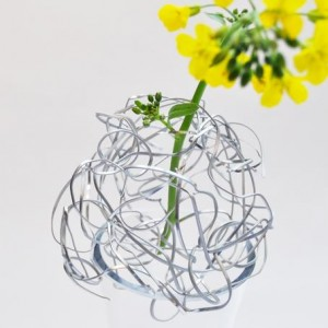 """Soliflore """"tortillon"""" pour fleur"""