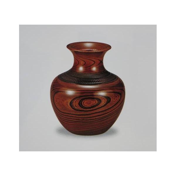 Vase en bois laqu - Vase en bois ...