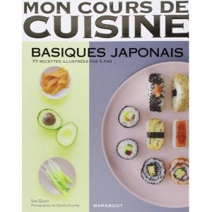 Livre de recettes japonaises