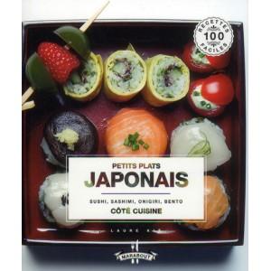 """Livre: """"Petits Plats japonais"""""""