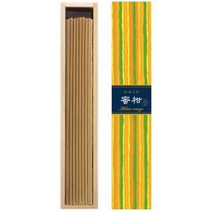 Encens Mikan 40 bâtonnets et porte-encens