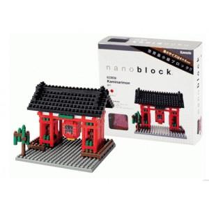 Nanoblocks Kaminarimon Gate