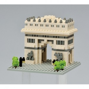 Nanoblocks Arc de Triomphe