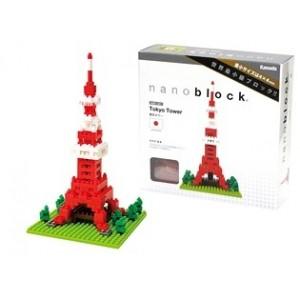 Nanoblocks Tokyo Tower