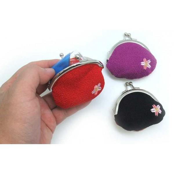 Mini porte monnaie en tissu japonais d couvrir sur - Porte monnaie en tissu ...