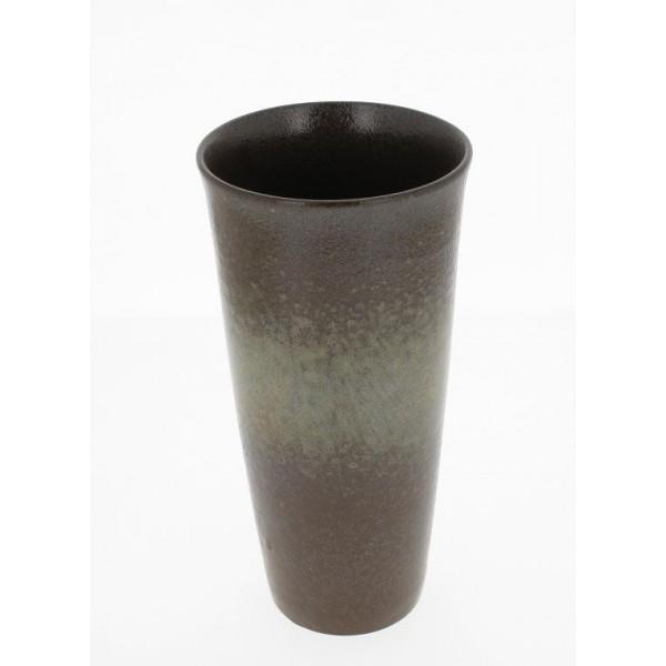 joli vase japonais en terre cuite. Black Bedroom Furniture Sets. Home Design Ideas