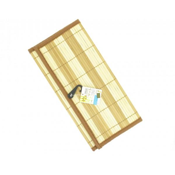 Set De Table Bambou Clair Du Japon Pour Une Table Orientale