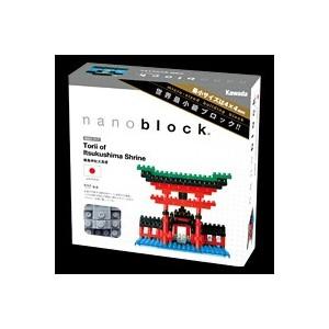 Nanoblocks Itsukushima Shrine