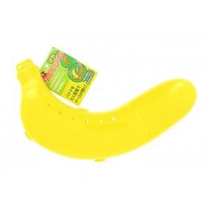 Porte-banane jaune