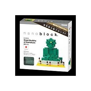 Nanoblocks Bouddah de Kamakura