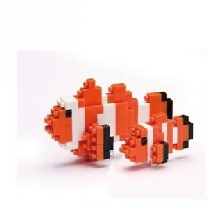 Nanoblocks Poisson Clown