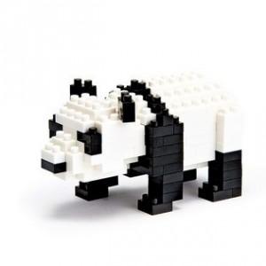 Nanoblocks Panda