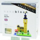 Nanoblocks Big Ben (Londres)
