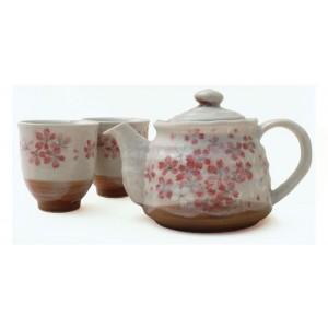Service à thé Sakura