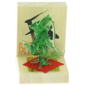 Figurine en verre - Signe Zodiaque Chinois - Le Dragon