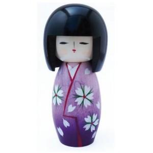 Kokeshi Hanamoyu Yumeji