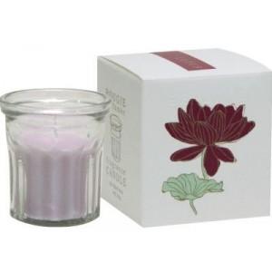 Bougie Parfum Fleur de Lotus, cire de Soja