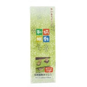 Nappe pour le thé vert 30 x 90 cm