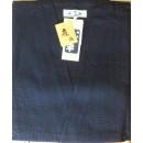 Jinbei bleu marine, rayures noires