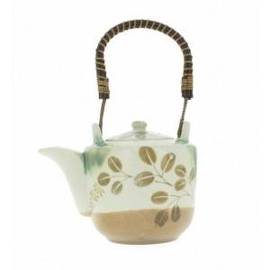 Théière en céramique japonaise