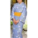 Kimono bleu