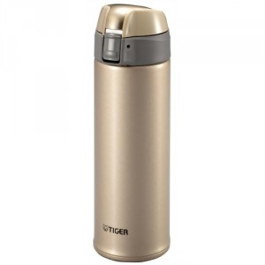 """Thermos 500 ml - Couleur """" Champagne - Or """""""