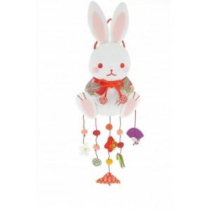 Mobile japonais - Lapin blanc