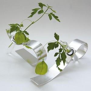 "Vase soliflore ""Jizai"""