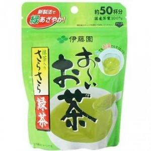 Thé vert en poudre et Matcha