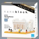 Nanoblocks Le Parthénon (Athènes)