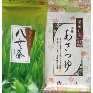 Thé vert de Kyoto (2 x 100g)