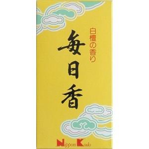 Encens Mainichiko (Pin), 260 bâtonnets
