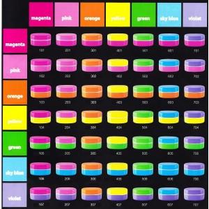 Bento - Couleurs à composer (49 combinaisons)