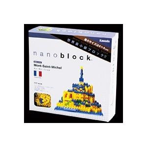 Nanoblocks Mont St Michel