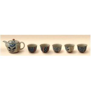 Service à thé Sari