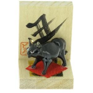 Figurine en verre - Signe Zodiaque Chinois - Le Buffle