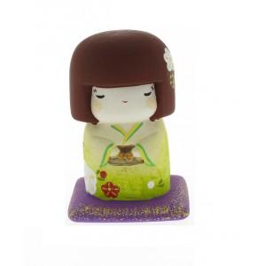 Kokeshi en céramique