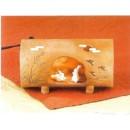 Lampe en céramique - Lapins