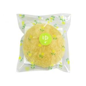 Eponge de Konjac au Citron japonais (Yuzu)