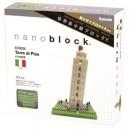 Nanoblocks Tour de Pise (Italie)